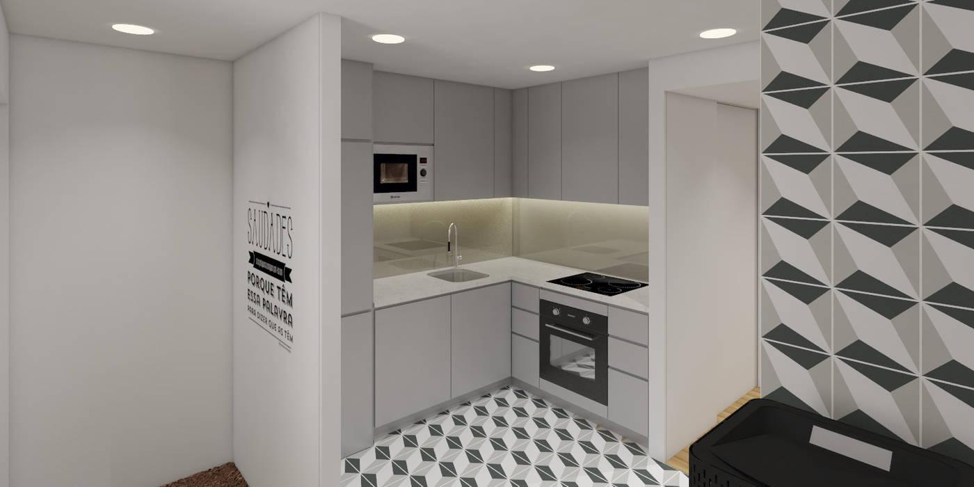 Uma Casa Portuguesa - Alfama (3D Project) Uma Casa Portuguesa