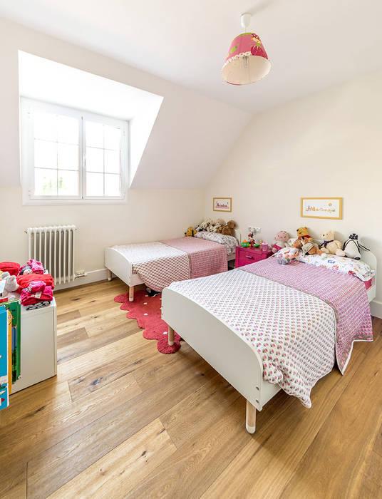 Nursery/kid's room by 08023 Architects, Modern