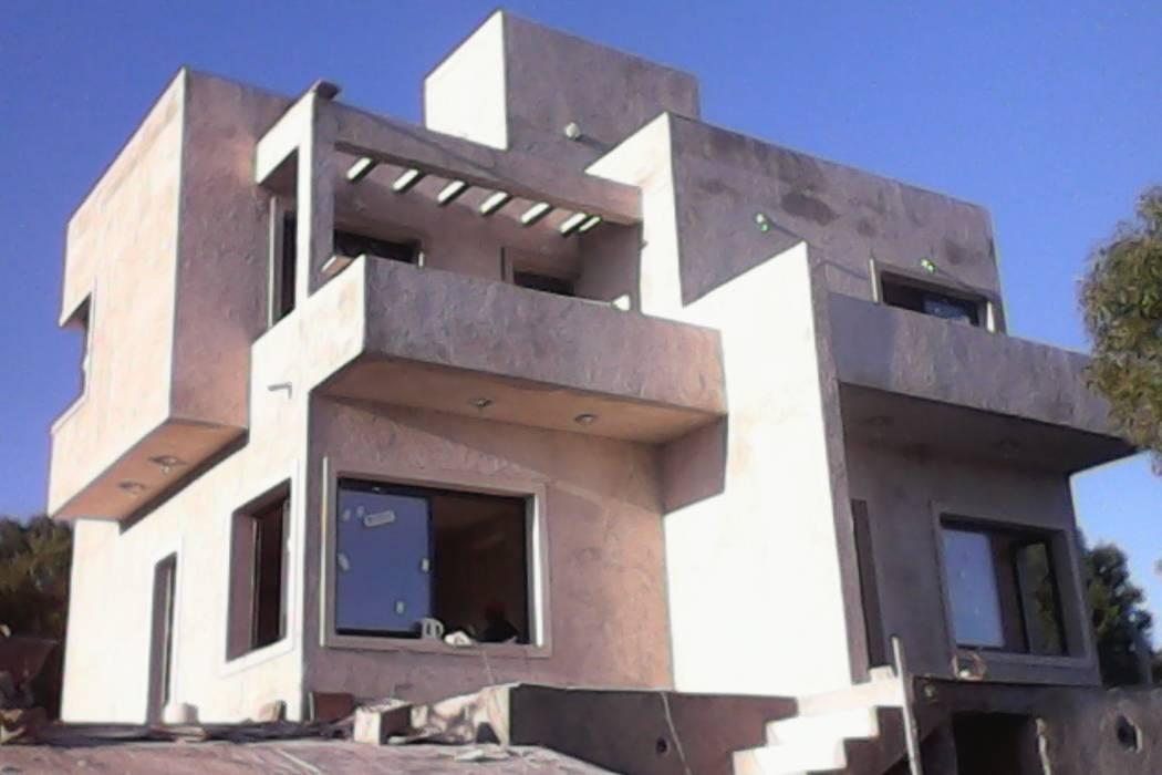 Modern Houses by SITTNER / RONCO RAMPULLA ARQUITECTOS Modern