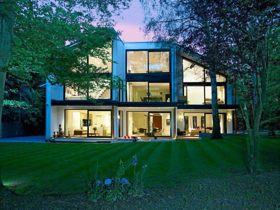 บ้านและที่อยู่อาศัย by Baufritz (UK) Ltd.