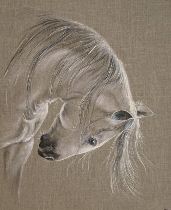 de Odile Laresche Artiste Peintre Animalier Ecléctico