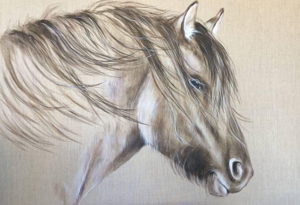 Odile Laresche Artiste Peintre Animalier Eklektik