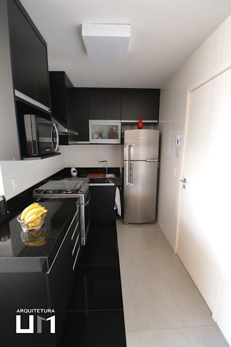 Kitchen by Arquitetura 1, Minimalist
