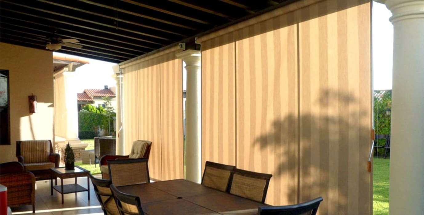 Pacificblinds Living roomAccessories & decoration