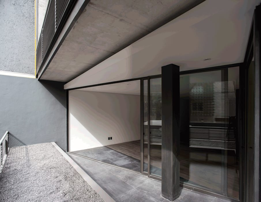 Hesiodo: Terrazas de estilo  por Cm2 Management