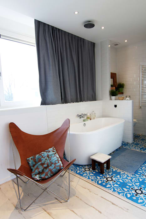 Modern Bedroom by Diego Alonso designs Modern