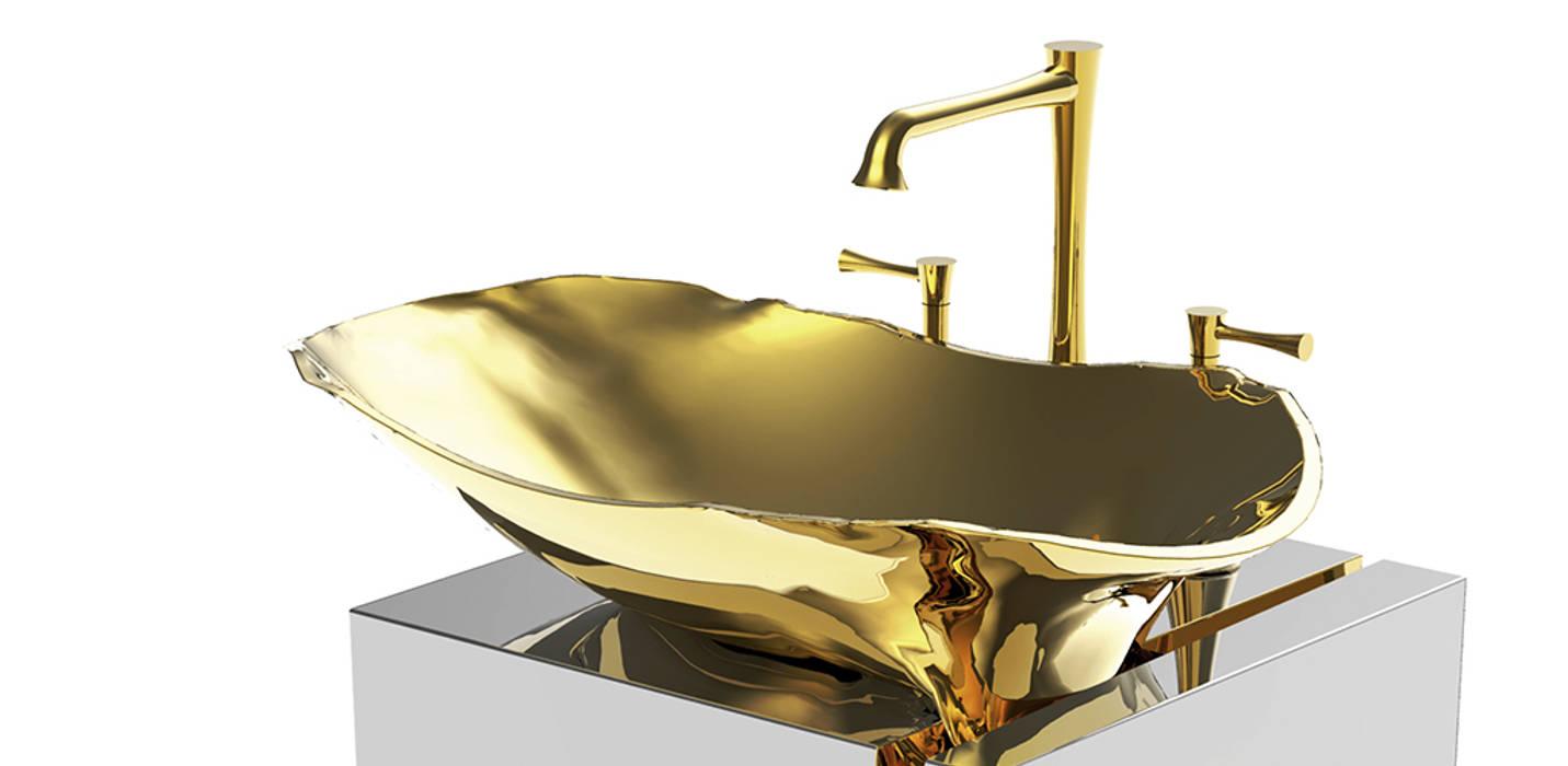 Art D.D.Cが手掛けた折衷的な, オリジナル 銅/ブロンズ/真鍮