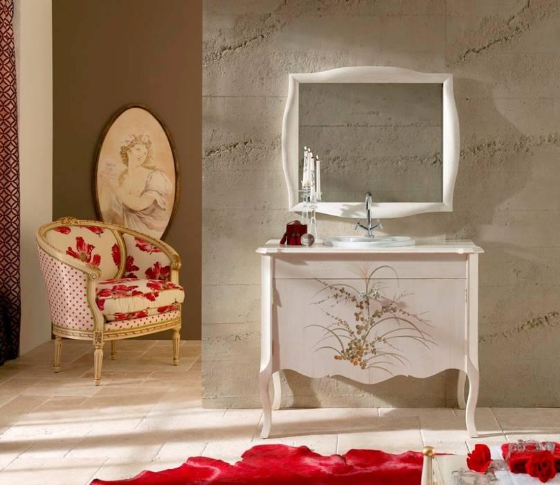 Mueble de Baño Clásico Mundel de Paco Escrivá Muebles Clásico