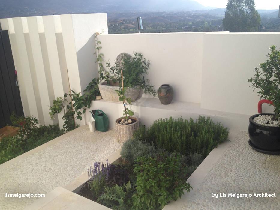 Lis Melgarejo Arquitectura Modern houses