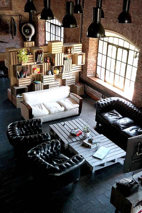 diseño de oficinas - PIXOWL de Estudio Cebra Industrial