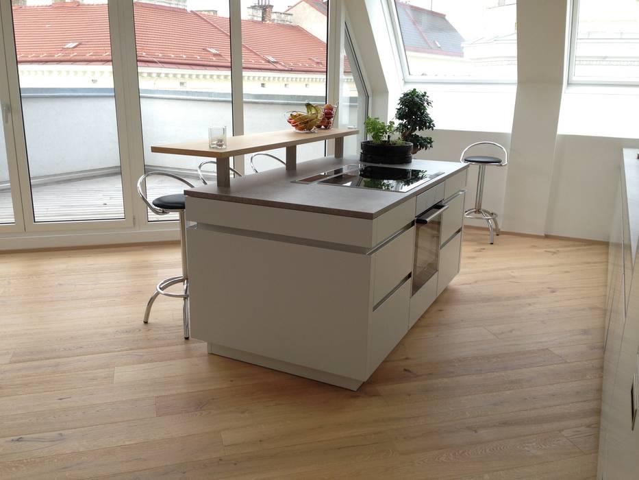 Leicht Küche Avance | Leicht Kuche Modell Avance Mit Gelbem Akzent Kuche Von