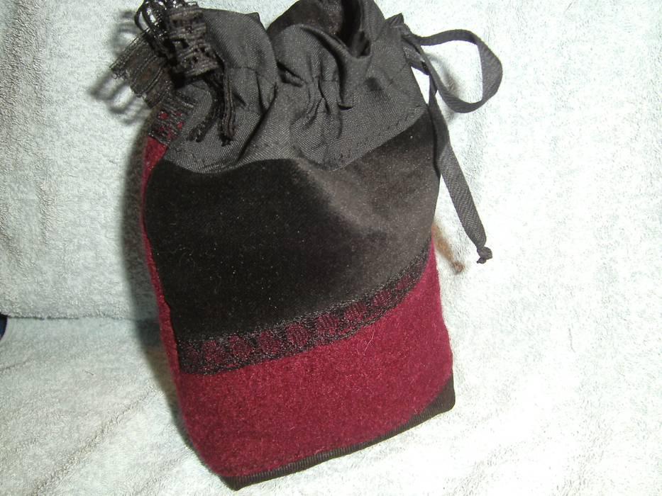 schneiderei jerke Dressing roomStorage Cotton Black