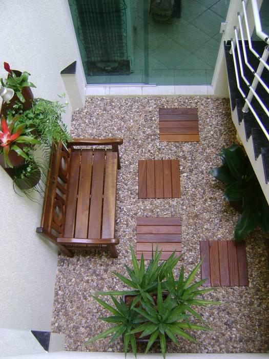 Jardines de invierno de estilo moderno de MC3 Arquitetura . Paisagismo . Interiores Moderno
