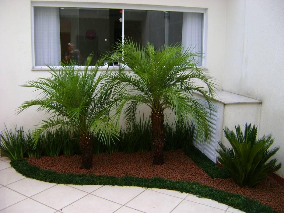 Jardines de estilo moderno de MC3 Arquitetura . Paisagismo . Interiores Moderno