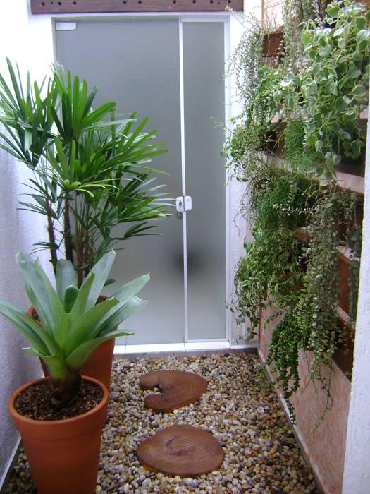 เรือนกระจก โดย MC3 Arquitetura . Paisagismo . Interiores, ชนบทฝรั่ง