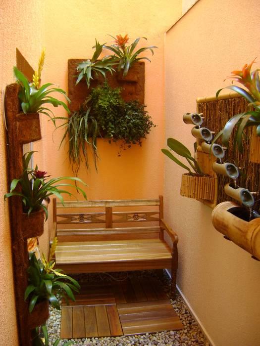 MC3 Arquitetura . Paisagismo . Interiores Eclectic style conservatory