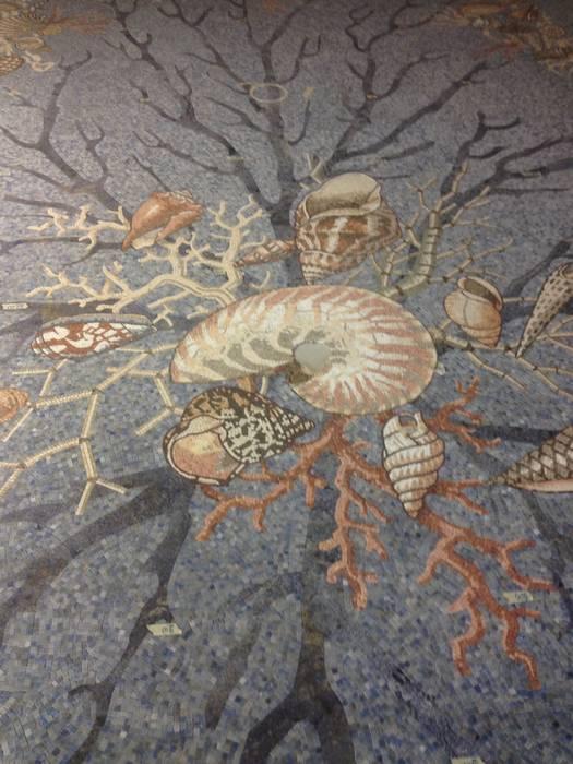 Particolare: Piscina in stile in stile Classico di Mosaico3M