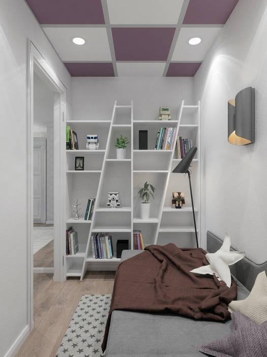 Nursery/kid's room by Студия дизайна интерьера Маши Марченко, Classic