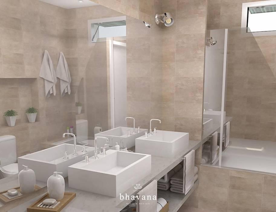ห้องน้ำ โดย Bhavana,