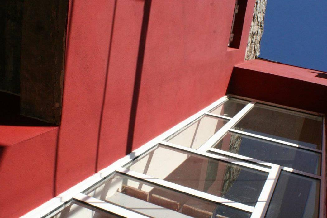 Casa Pampillo: Casas de estilo  por AyC Arquitectura,Moderno