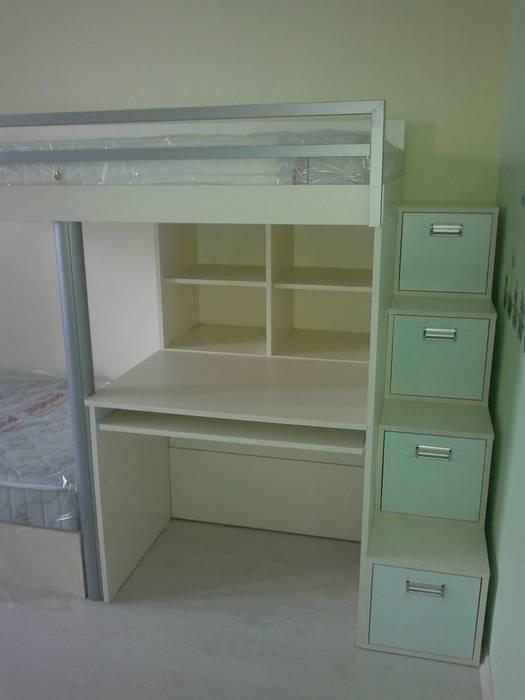 Dormitorio infantil Departamento de Diseño Dormitorios infantiles clásicos