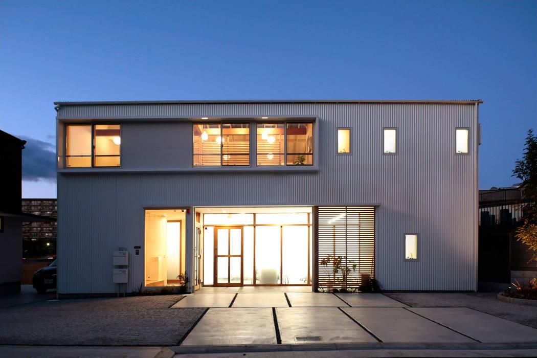 外観: ニュートラル建築設計事務所が手掛けた家です。,オリジナル