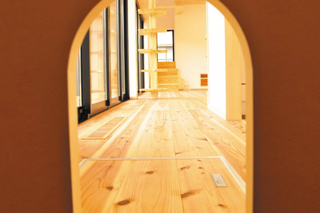 Fenêtres & Portes originales par 株式会社PLUS CASA Éclectique