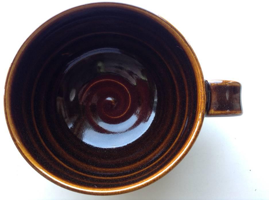 てとて HouseholdHomewares Pottery Brown