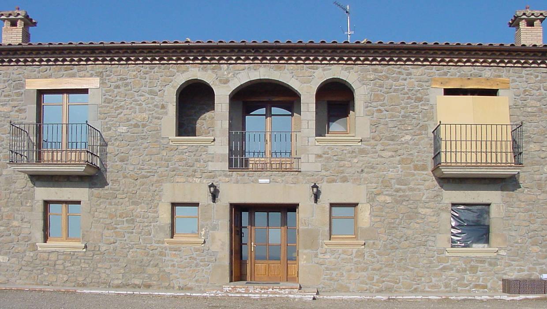 Maisons rustiques par ALENTORN i ALENTORN ARQUITECTES, SLP Rustique Pierre