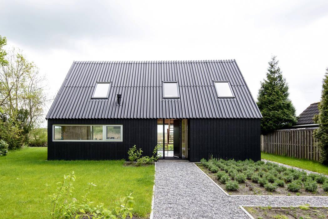Wiejskie domy od Kwint architecten Wiejski
