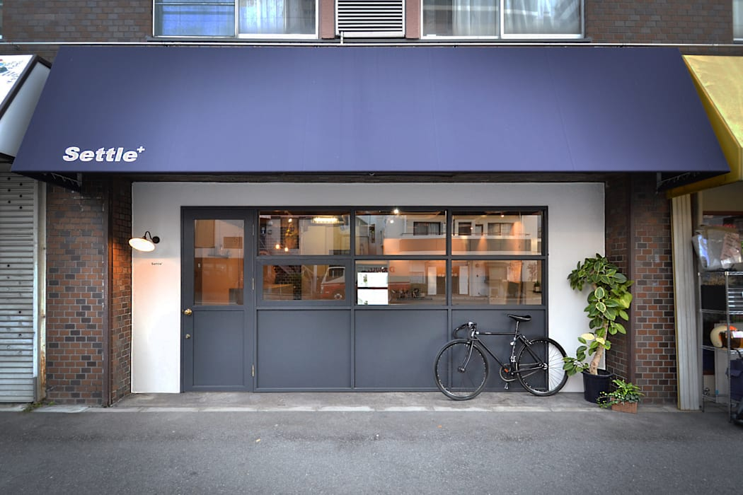 TRANSFORM 株式会社シーエーティ Eclectic style offices & stores