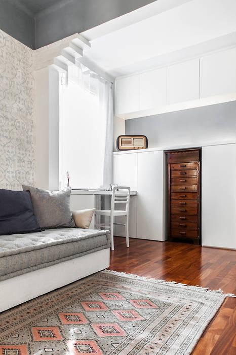 Arredamento Moderno Bologna.Piccolo Appartamento Nel Centro Storico Di Bologna Arredo