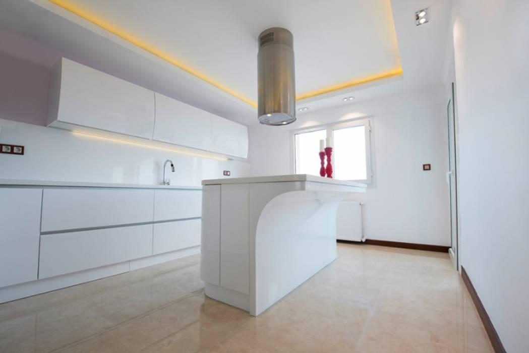 Moderne Küchen von BAGO MİMARLIK Modern