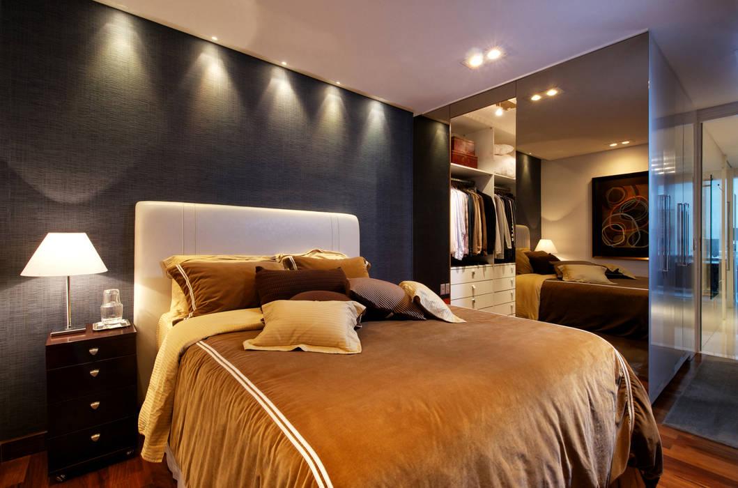 Régua Arquitetura Modern Bedroom
