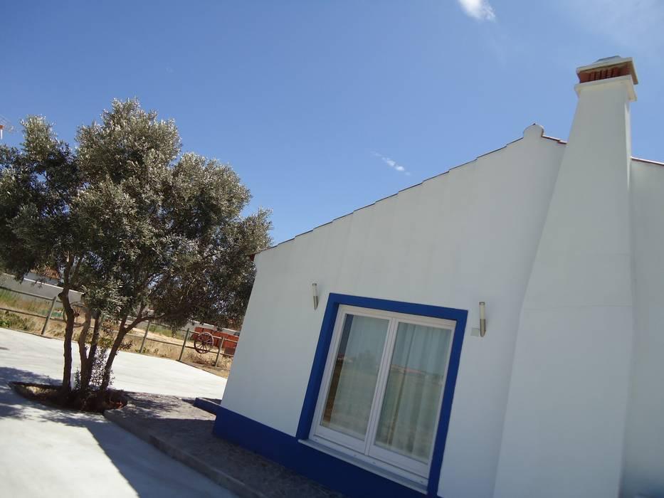Casas de estilo rural de knowhowtobuild Rural