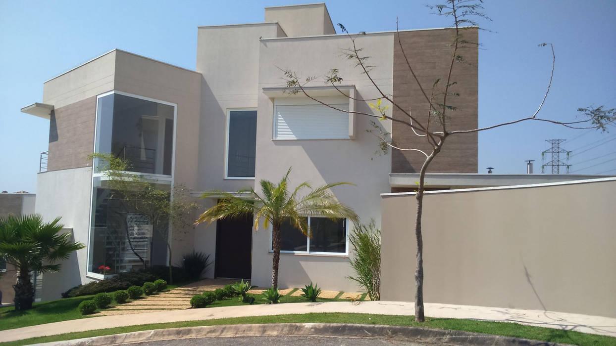 Houses by Habitat arquitetura,