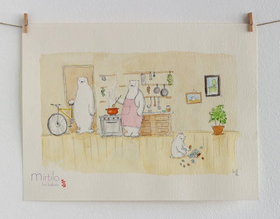 de style  par Mirtilo for babies,