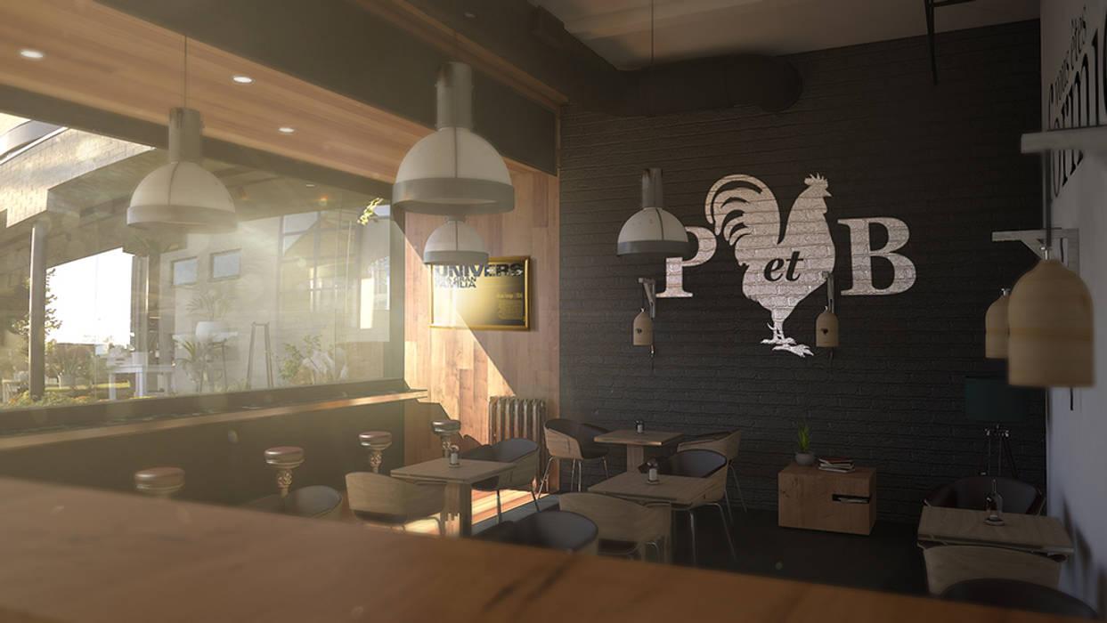 Gastronomie von Adrede Diseño