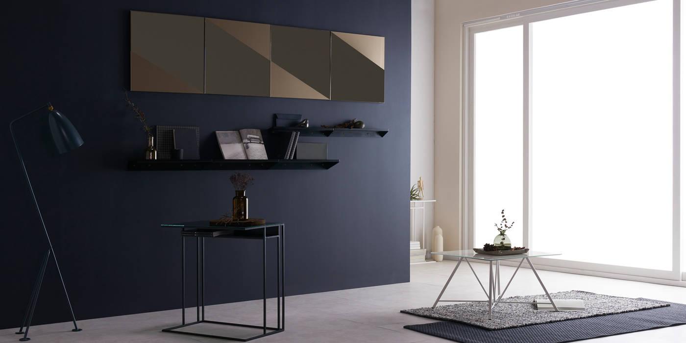 FIABA Livingroom: Fiaba (피아바)의  거실,