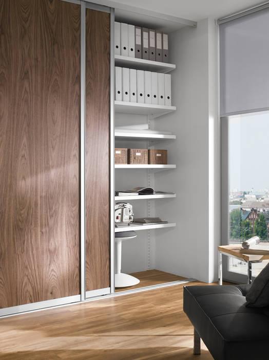Elfa Deutschland GmbH Study/office Wood-Plastic Composite Brown