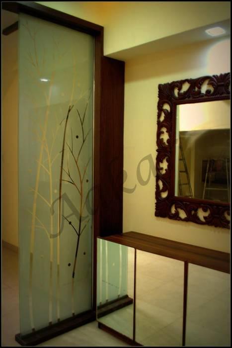 Salas de estilo moderno de ESHA GARG : Interior Designer Moderno