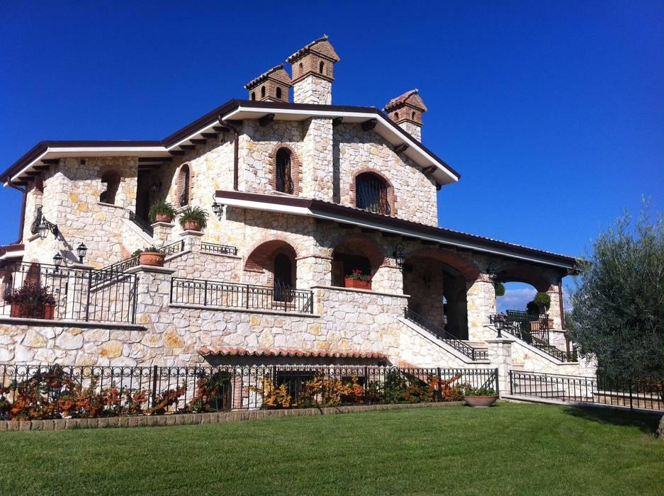 VILLA SABINA Casa rurale di Arch. FLAVIA SCANZANI Rurale
