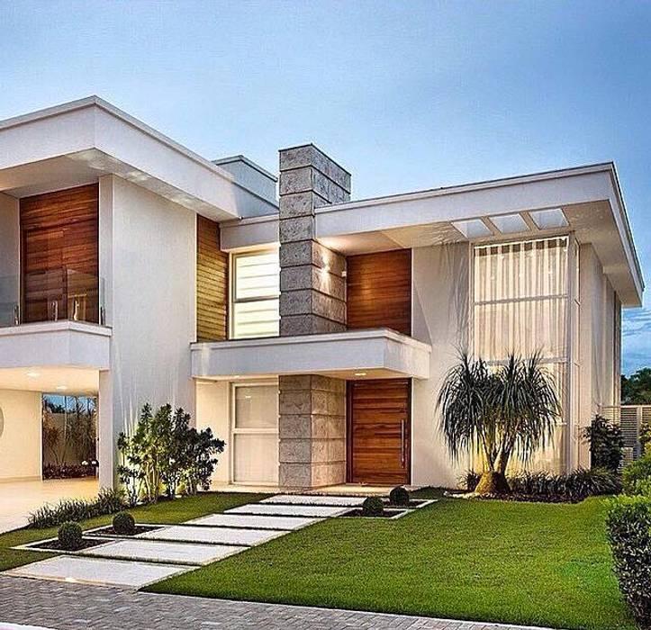 Modern houses by alessandra10 Modern