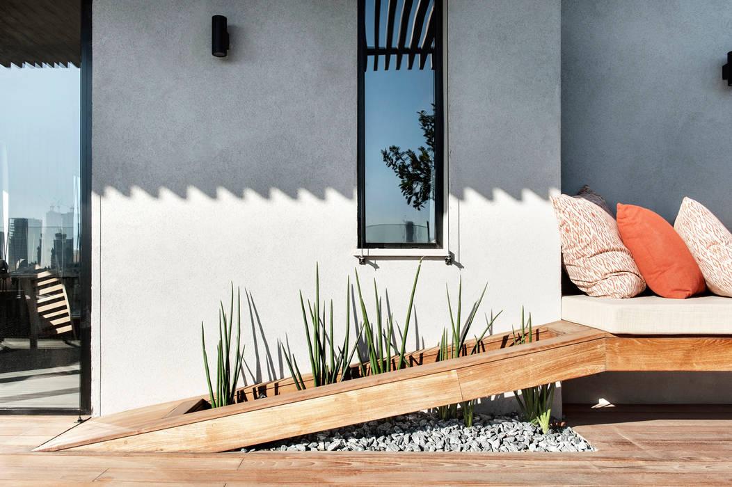 Terrazas de estilo  por toledano + architects