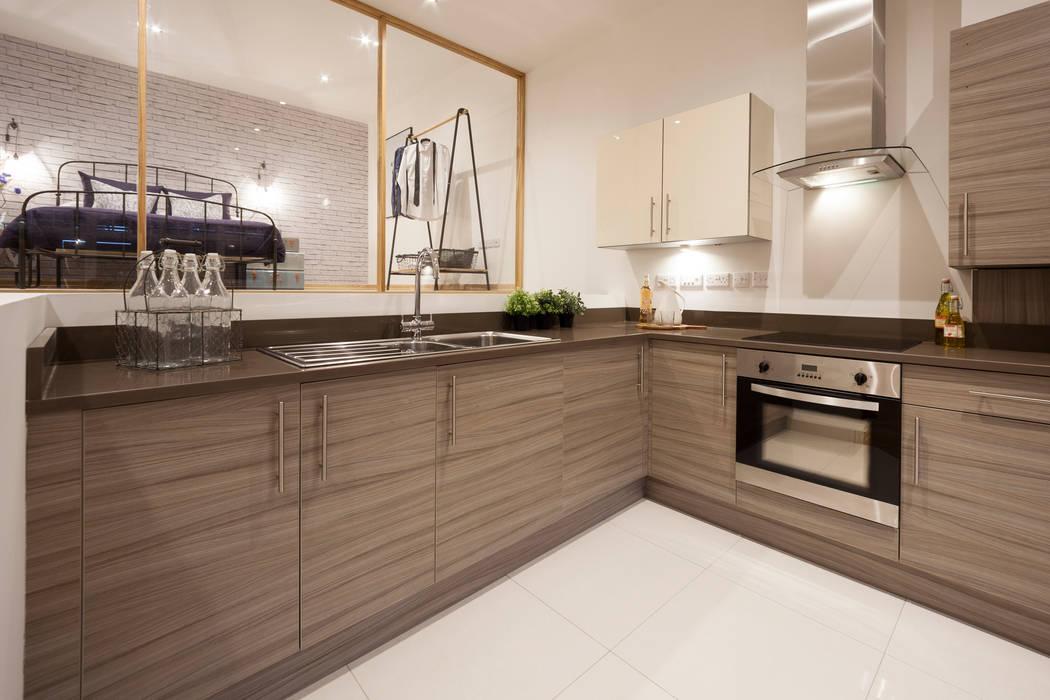 The Cotton Exchange - Kitchen Jigsaw Interior Architecture KitchenAccessories & textiles