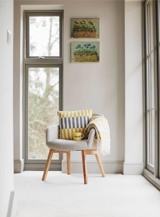 Bedroom window.:  Windows  by The Wood Window Alliance