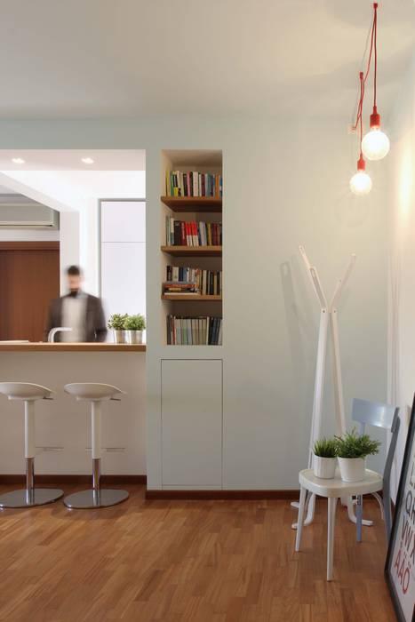 Dapur oleh moovdesign, Minimalis