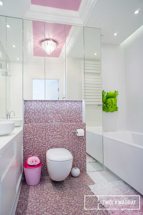 łazienka Dziecięca Styl W Kategorii łazienka