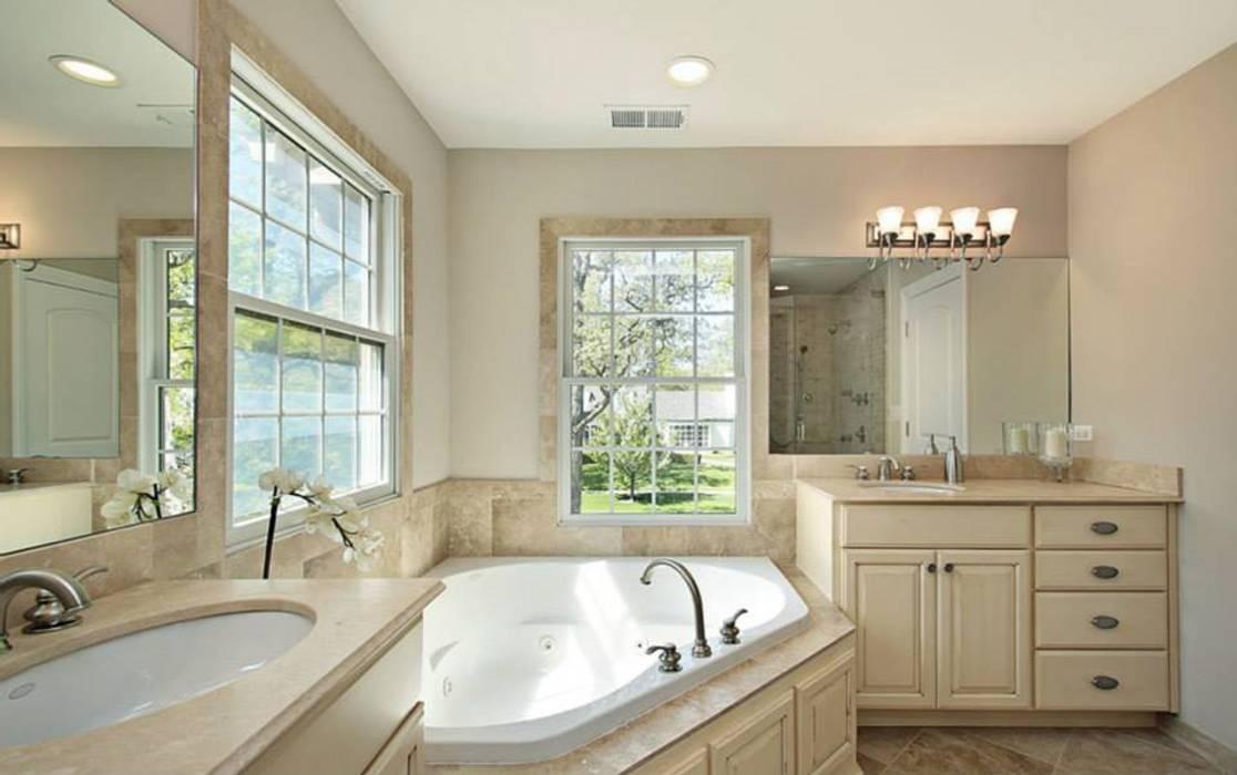 Salle de bain classique par homify Classique