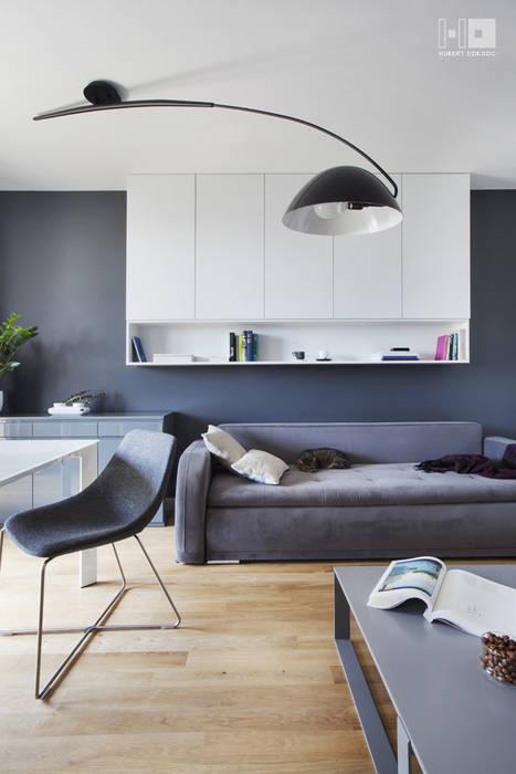 Klassische Wohnzimmer von Hubert Dziedzic Architektura Wnętrz Klassisch
